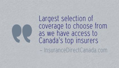 IDC Burnaby have the Largest Selection of Coverage to Choose
