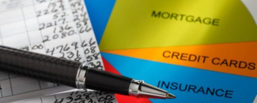 Debt, Mortgage, Credit Cards compared to Life Insurance