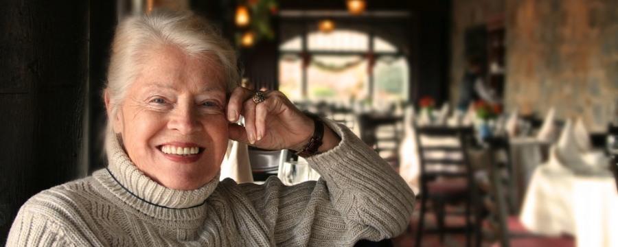 Best Life Insurance for Senior Woman